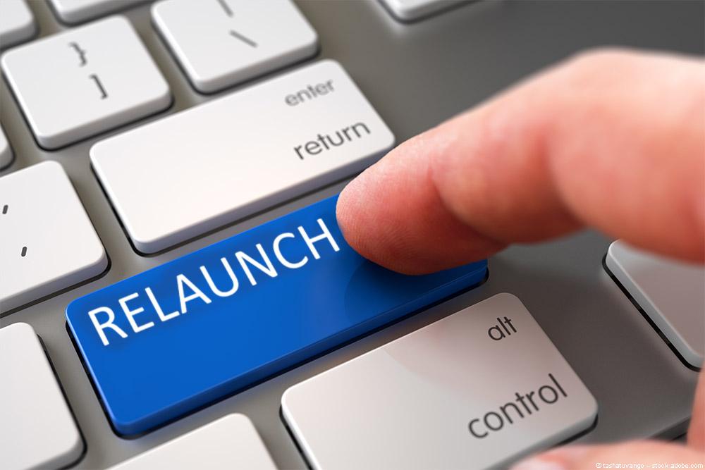 Neu: Stimmgabeltherapie-Portal im neuen Gewand