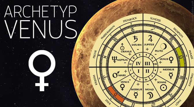 Archetyp Venus