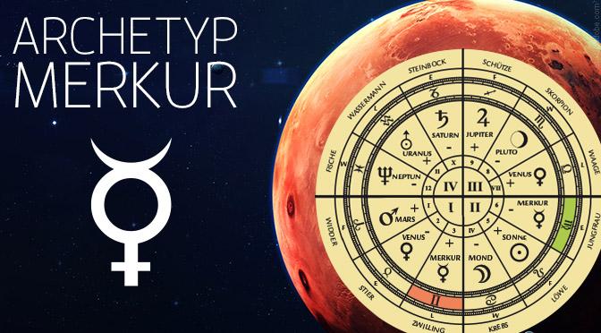 Archetyp Merkur