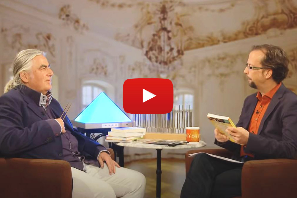 "Thomas Künne bei Mystica-TV: ""Farbe, Klang, Seele: Alles ist Schwingung"""